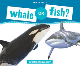 Cover: Whale or Fish?