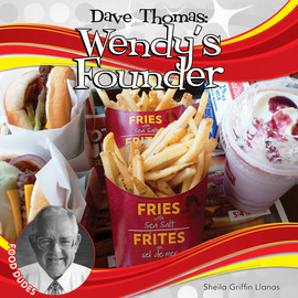 Cover: Dave Thomas: Wendy's Founder