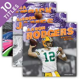 Cover: Awesome Athletes