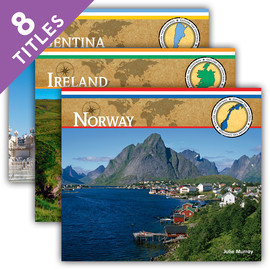 Cover: Explore the Countries Set 2