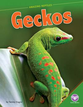 Cover: Geckos