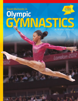 Cover: Great Moments in Olympic Gymnastics