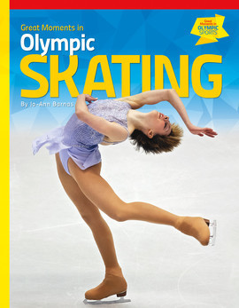Cover: Great Moments in Olympic Skating