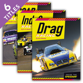 Cover: Inside the Speedway