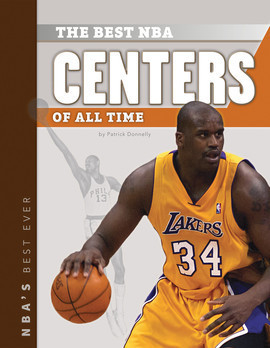 Cover: Best NBA Centers of All Time