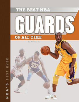 Cover: Best NBA Guards of All Time