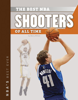 Cover: Best NBA Shooters of All Time