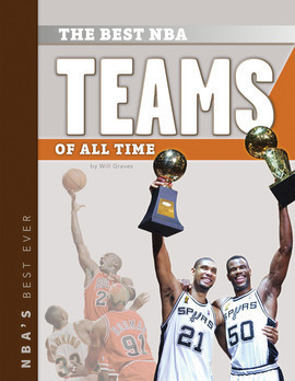 Cover: Best NBA Teams of All Time