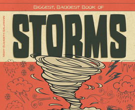 Cover: Biggest, Baddest Book of Storms