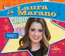 Cover: Laura Marano: Famous Actress & Singer