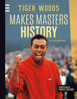 Cover: Tiger Woods Makes Masters History