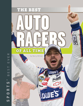 Cover: Best Auto Racers of All Time