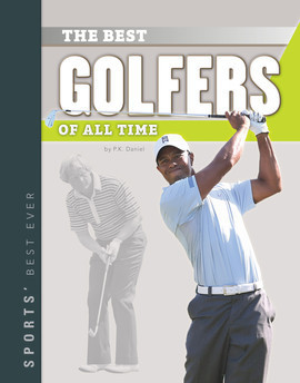Cover: Best Golfers of All Time