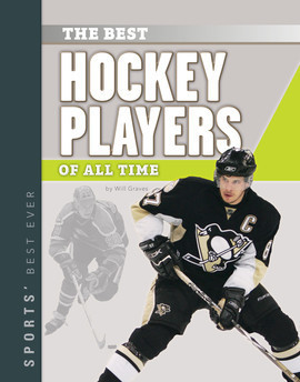 Cover: Best Hockey Players of All Time