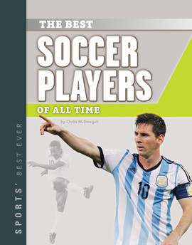 Cover: Best Soccer Players of All Time