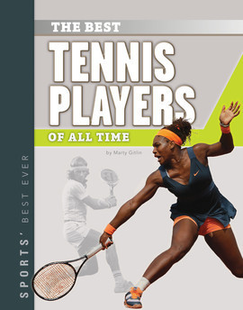 Cover: Best Tennis Players of All Time
