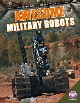 Cover: Awesome Military Robots