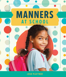 Cover: Manners at School