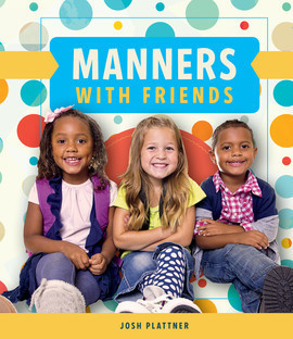 Cover: Manners with Friends