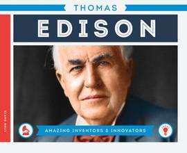 Cover: Thomas Edison