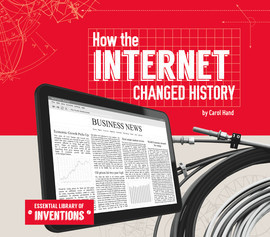 Cover: How the Internet Changed History