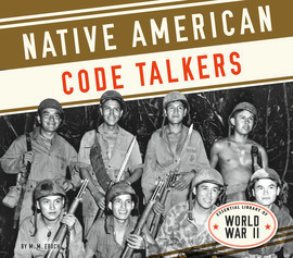 Cover: Native American Code Talkers