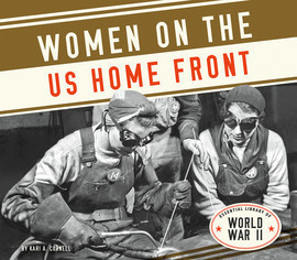 Cover: Women on the US Home Front