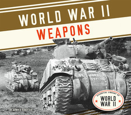 Cover: World War II Weapons