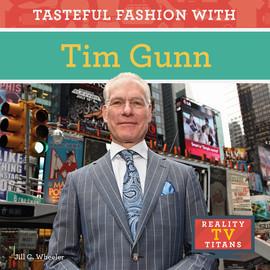 Cover: Tasteful Fashion with Tim Gunn