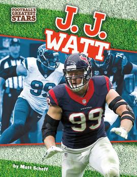 Cover: J. J. Watt