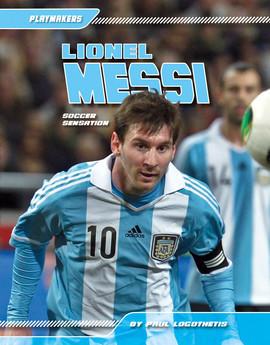 Cover: Lionel Messi: Soccer Sensation