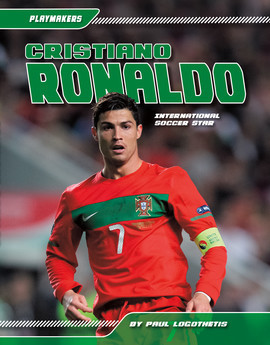 Cover: Cristiano Ronaldo: International Soccer Star