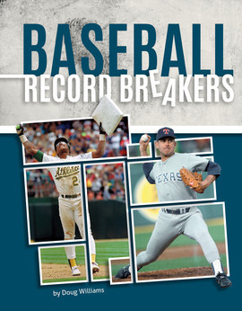 Cover: Baseball Record Breakers
