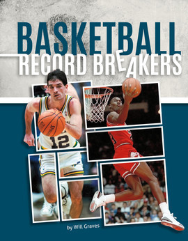 Cover: Basketball Record Breakers