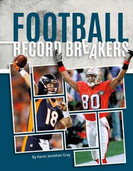 Cover: Football Record Breakers