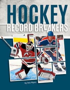Cover: Hockey Record Breakers