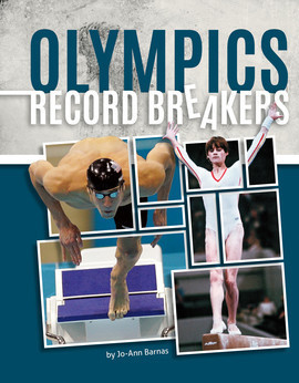 Cover: Olympics Record Breakers