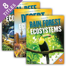 Cover: Ecosystems of the World