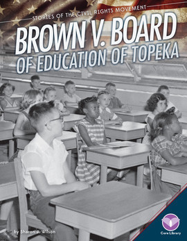 Cover: Brown v. Board of Education of Topeka