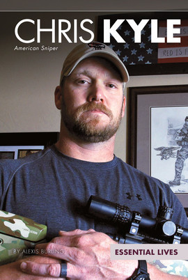 Cover: Chris Kyle