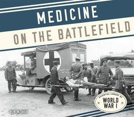 Cover: Medicine on the Battlefield