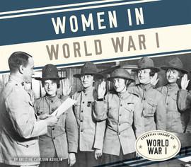 Cover: Women in World War I