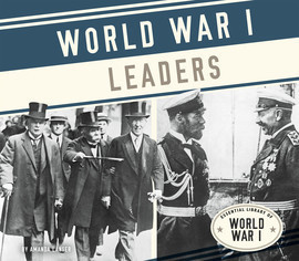 Cover: World War I Leaders