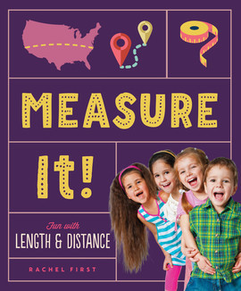 Cover: Measure It! Fun with Length & Distance