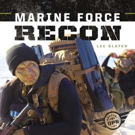 Cover: Marine Force Recon