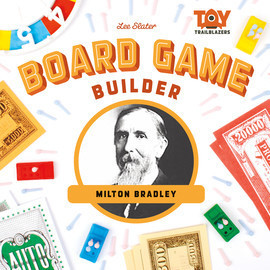 Cover: Board Game Builder: Milton Bradley