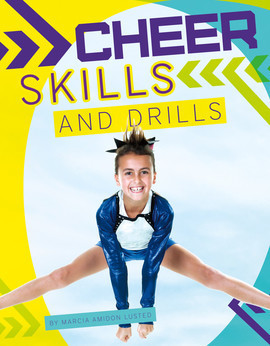 Cover: Cheer Skills and Drills