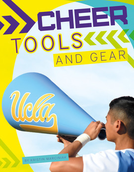 Cover: Cheer Tools and Gear