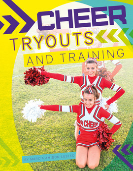 Cover: Cheer Tryouts and Training