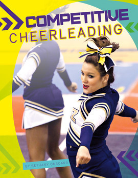 Cover: Competitive Cheerleading